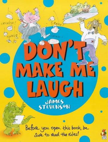 9780099408369: Don't Make Me Laugh