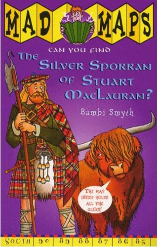 9780099408437: Silver Sporran of Stuart MacLauren (Mad Maps)