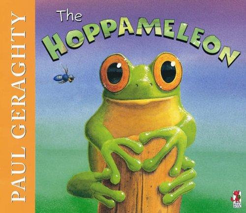 9780099408536: Hoppameleon