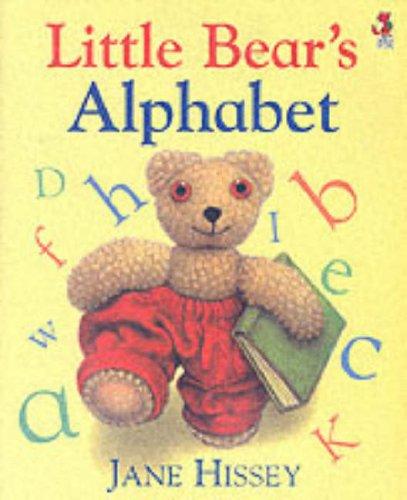 9780099408574: Little Bear's Alphabet (Old Bear & friends)