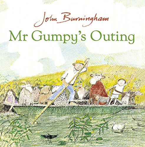 9780099408796: Mr Gumpy's Outing