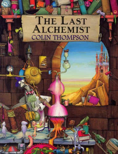 9780099408994: The Last Alchemist