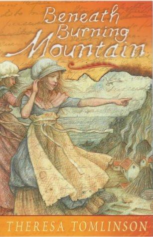 9780099409120: Beneath Burning Mountain