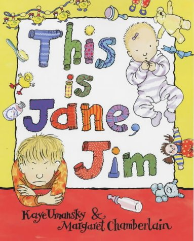 9780099409298: This Is Jane, Jim