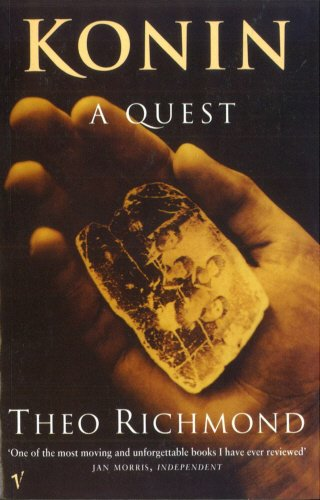 9780099409816: Konin: A Quest