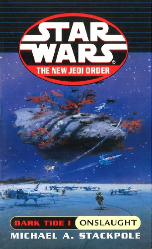 9780099409939: Dark Tide I: Onslaught (Star Wars - The New Jedi Order)