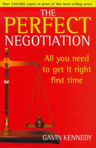 9780099410164: THE PERFECT NEGOTIATION (PERFECT S.)
