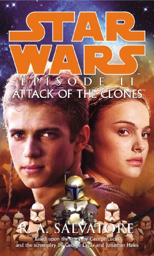 9780099410577: Star Wars: Episode II - Attack Of The Clones