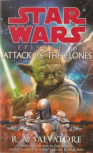 9780099410577: Star Wars: Episode II - Attack Of The Clones