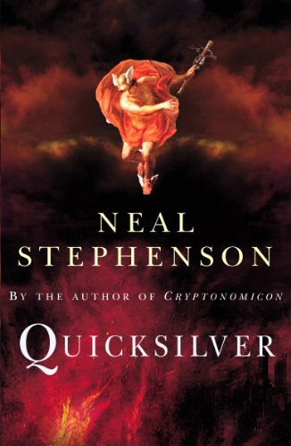 9780099410683: Quicksilver