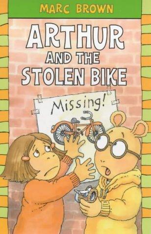 9780099411086: Arthur and the Stolen Bike (Arthur Reader)