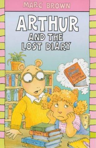 9780099411093: Arthur and the Lost Diary (Arthur Reader)