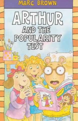 9780099411147: Arthur and the Popularity Test (Arthur Reader)