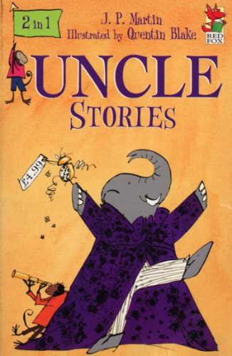 9780099411413: Uncle Stories (Red Fox Summer Reading Collections)