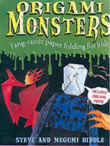9780099412878: Origami Monsters