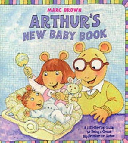 9780099412984: Arthur's New Baby Book