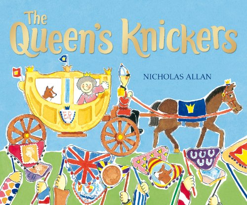9780099413141: The Queen's Knickers