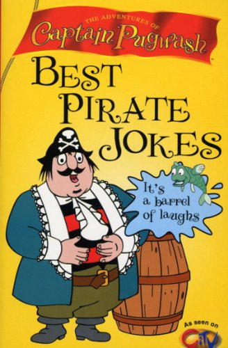 9780099413196: Captain Pugwash: Best Pirate Jokes