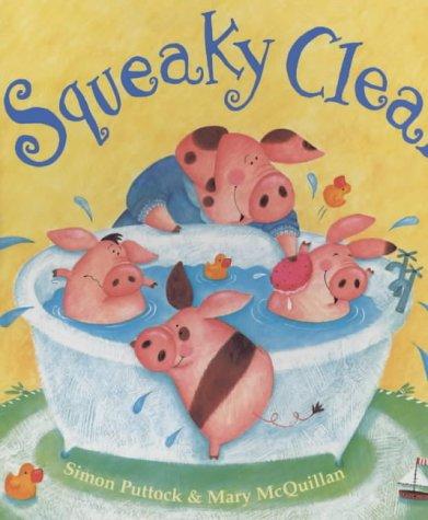 9780099413493: Squeaky Clean