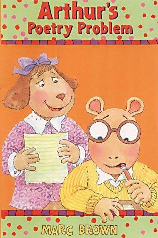 9780099413721: Arthur's Poetry Problem