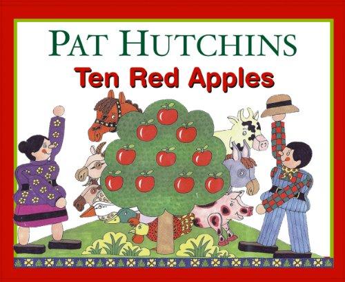 9780099413868: Ten Red Apples