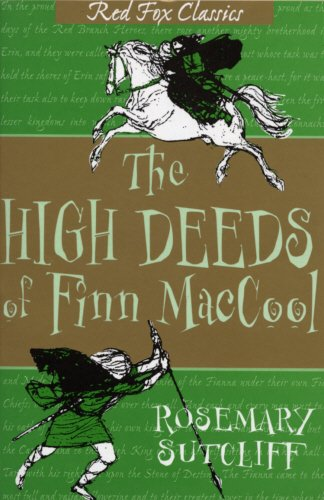 9780099414223: The High Deeds Of Finn MacCool (Red Fox Classics)