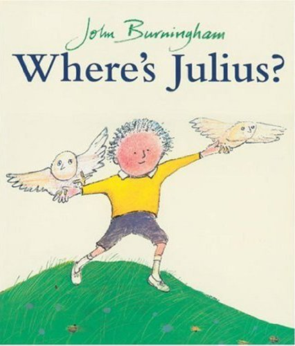 9780099414292: Where's Julius?