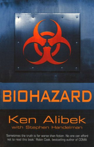 9780099414643: Biohazard: The True Story of the Largest Covert Biological Weapons Program in the World
