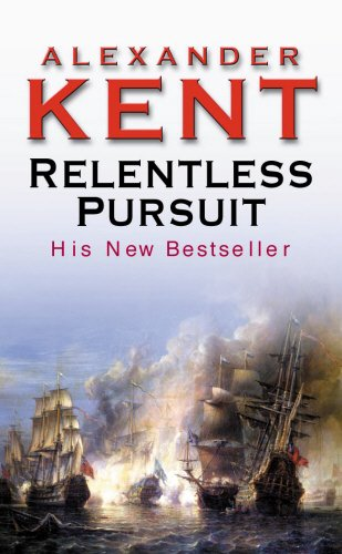 9780099414889: Relentless Pursuit: The Richard Bolitho Novels