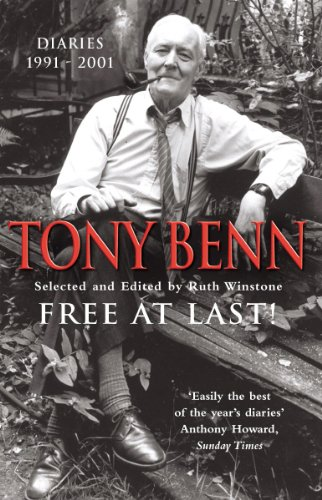 9780099415022: Free At Last! Diaries 1991-2001