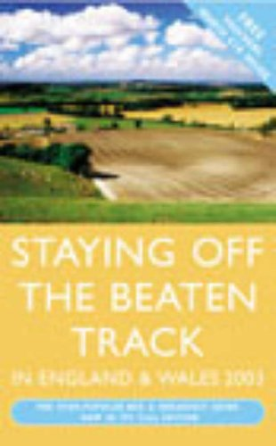 9780099415497: Staying Off the Beaten Track 2003
