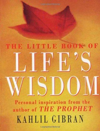 9780099415794: Little Book of Life's Wisdom