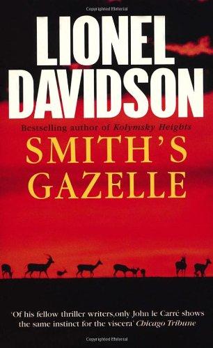 9780099415886: Smith's Gazelle