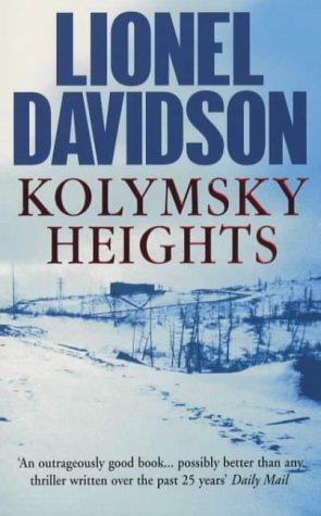 9780099415893: Kolymsky Heights
