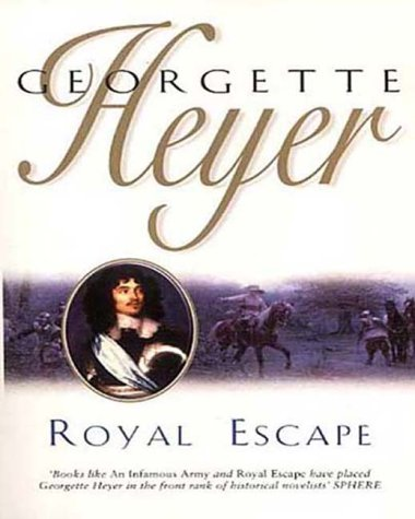Royal Escape (0099416328) by Heyer, Georgette