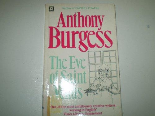 The Eve of Saint Venus - A: Anthony Burgess