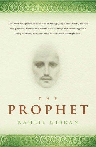 Prophet: Gibran, Kahlil
