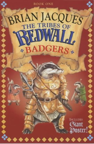 9780099417149: The Tribes of Redwall: Badgers