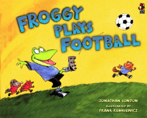 9780099417293: Froggy Plays Football