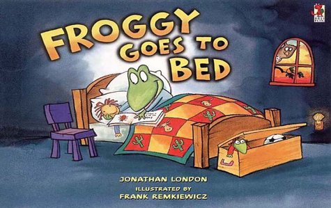 9780099417323: Froggy Goes to Bed