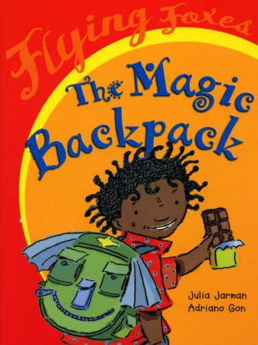 9780099417347: The Magic Backpack (Flying Foxes)