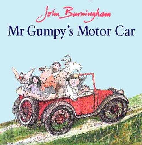 9780099417958: Mr.Gumpy's Motor Car