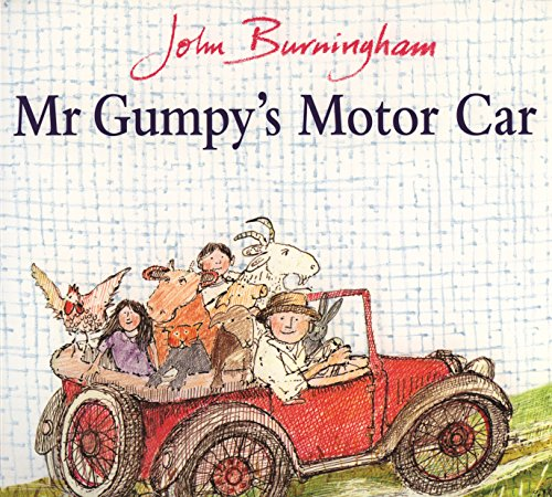 9780099417958: Mr Gumpy's Motor Car