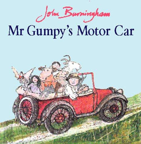 9780099417958: Mr Gumpy's Motor Car