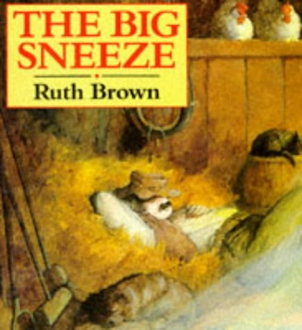 9780099421504: The Big Sneeze (A Red Fox Picture Book)