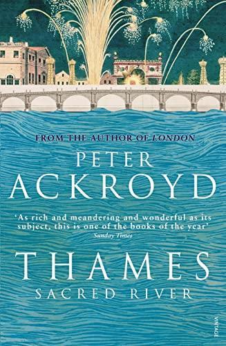 9780099422556: Thames: Sacred River