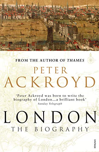 9780099422587: London: The Biography