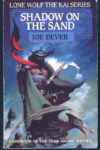 9780099424901: Shadow on the Sand (Lone Wolf)