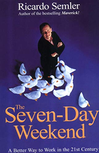 9780099425236: The Seven-Day Weekend