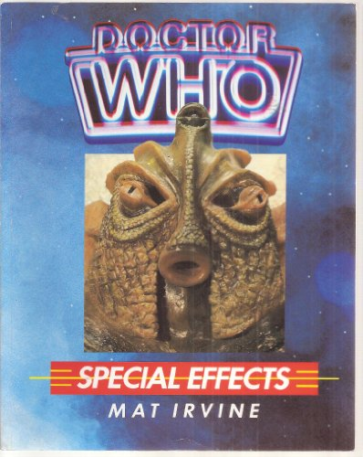 9780099426301: Doctor Who Special Effects